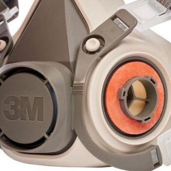 Многоразовая полумаска 3М™ 6200
