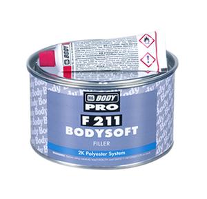 Шпатлевка HB BODY F211 SOFT 2кг.