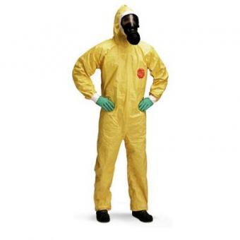 Комбинезон защитный DuPont Tychem® 2000c с капюшоном и носками