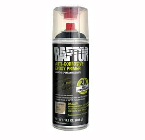 Грунт эпоксидный антикорозийный RAPTOR U-POL 1л