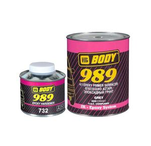 Грунт эпоксидный 1,25л.HB BODY 989