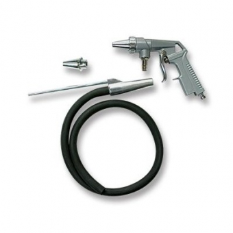 Пистолет пескоструйный  MATRIX 57328 со шлангом
