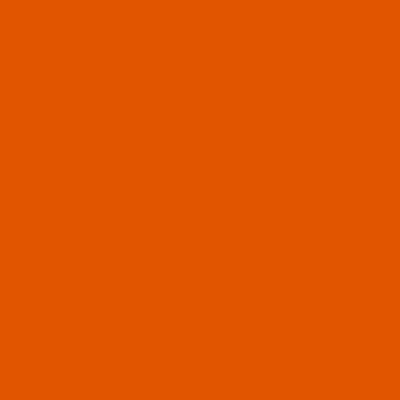 Транспортный оранжевый RAL 2009