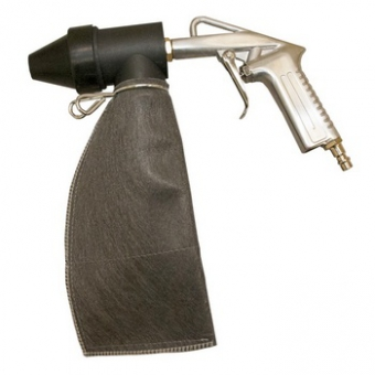 Пистолет пескоструйный VOYLET PS-10 с системой рециркуляции абразива